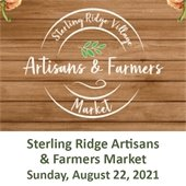 Sterling Ridge Farmers and Artisans Market