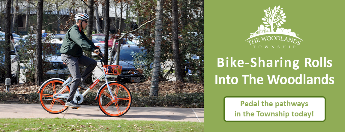 Bike Sharing in The Woodlands