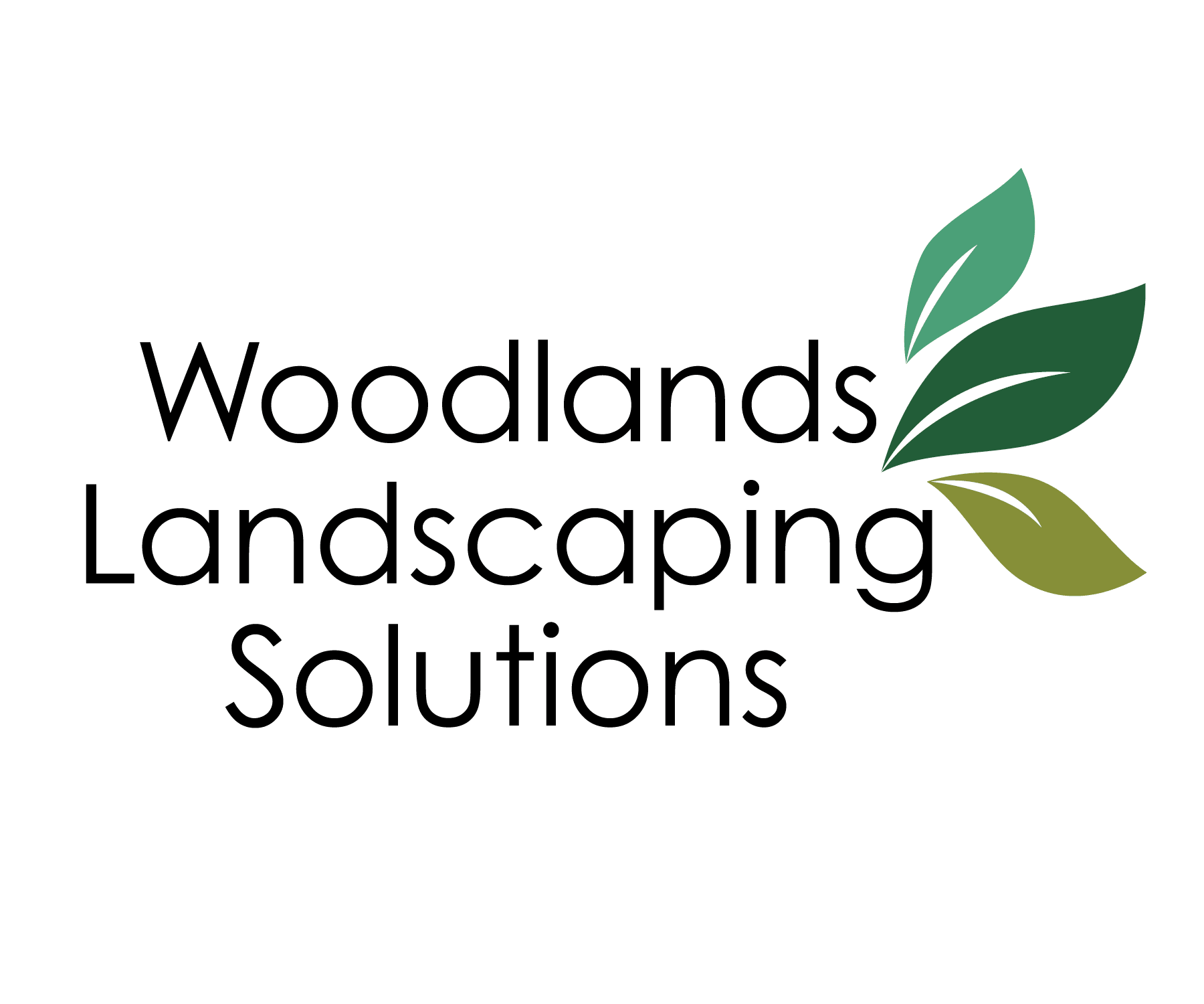 Woodlands Landscaping Solutions logo