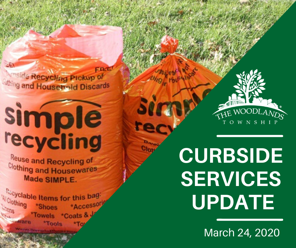 Simple Recycling Update 3.24.20