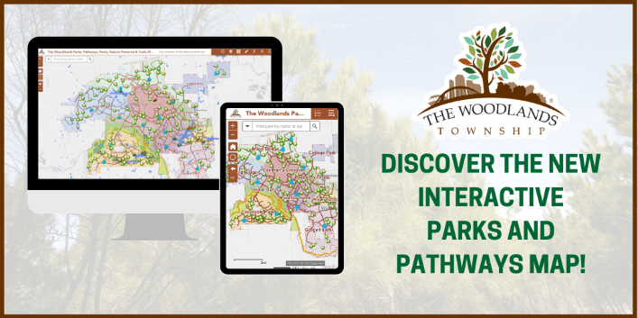 Parks and Pathways Map thumb