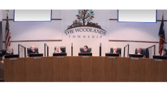 The Woodlands Township Board of Directors 10-22-2020