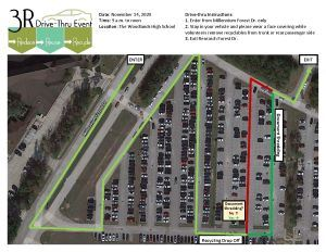 3R Drive-thru 2020 - Participant Map web