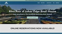 Boat House Website thumbnail