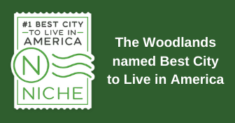 The Woodlands named Best City to Live in America